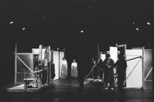 Les portes, Théâtre de l'esquisse, Genève