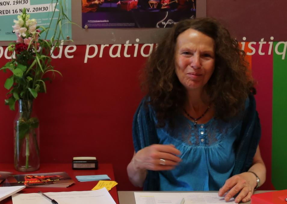 Alessandra Rihs, Théâtre de l'Esquisse, autrement-aujourd'hui, Genève