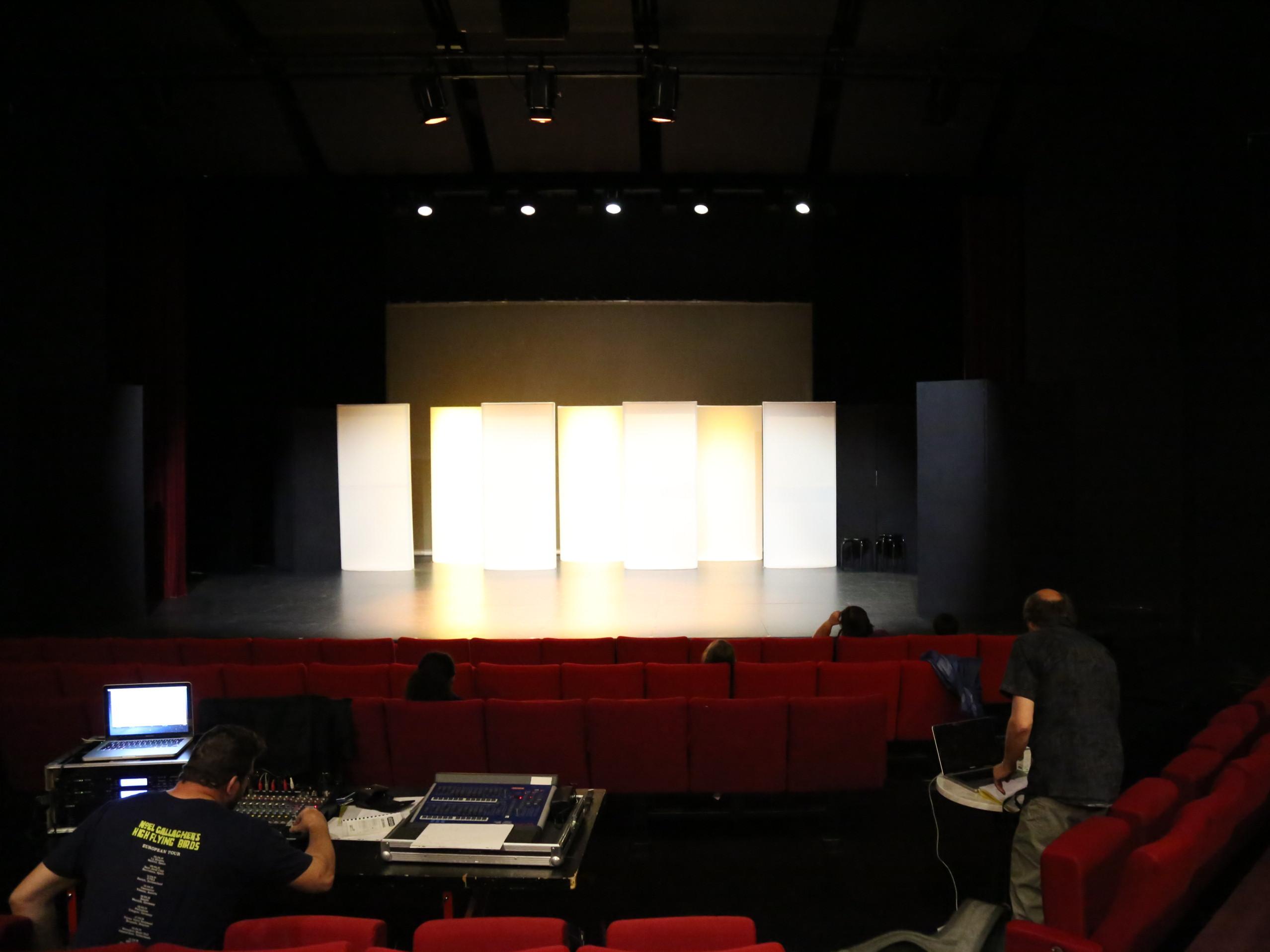 L'élaboration d'un langage - Théâtre de l'esquisse, Genève