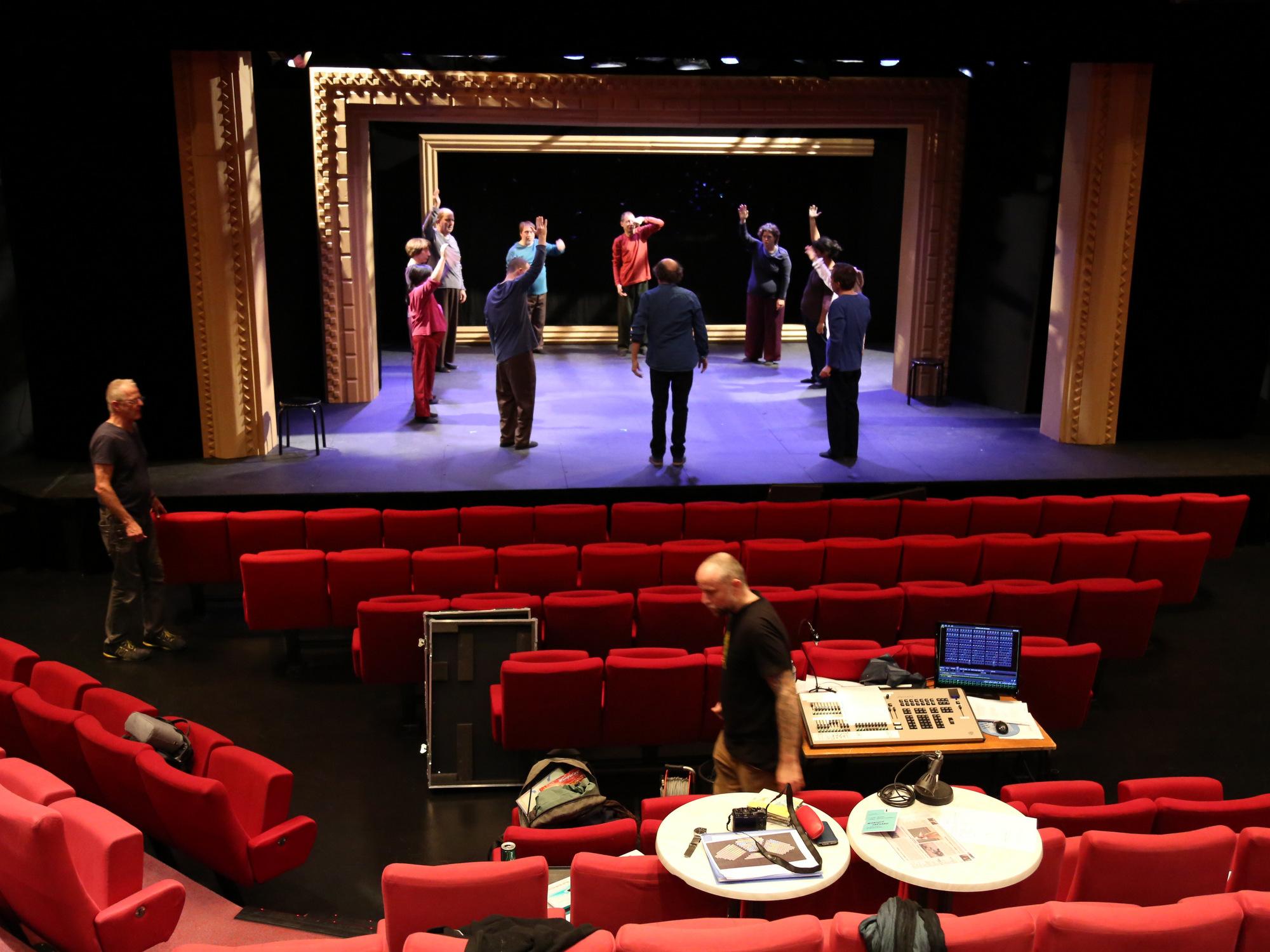 La compagnie - Théâtre de l'esquisse, Genève