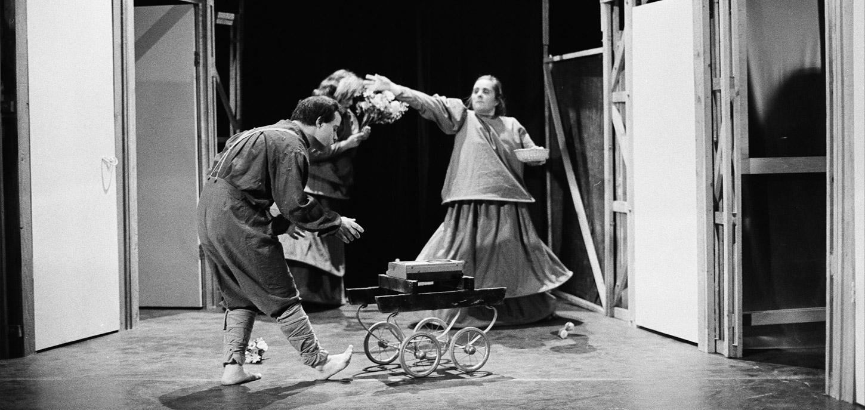 Les Portes, Isrealian, Théâtre de l'Esquisse, Genève