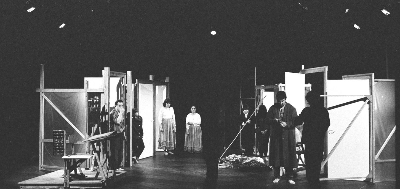 Les Portes, Meister, Théâtre de l'Esquisse, Genève