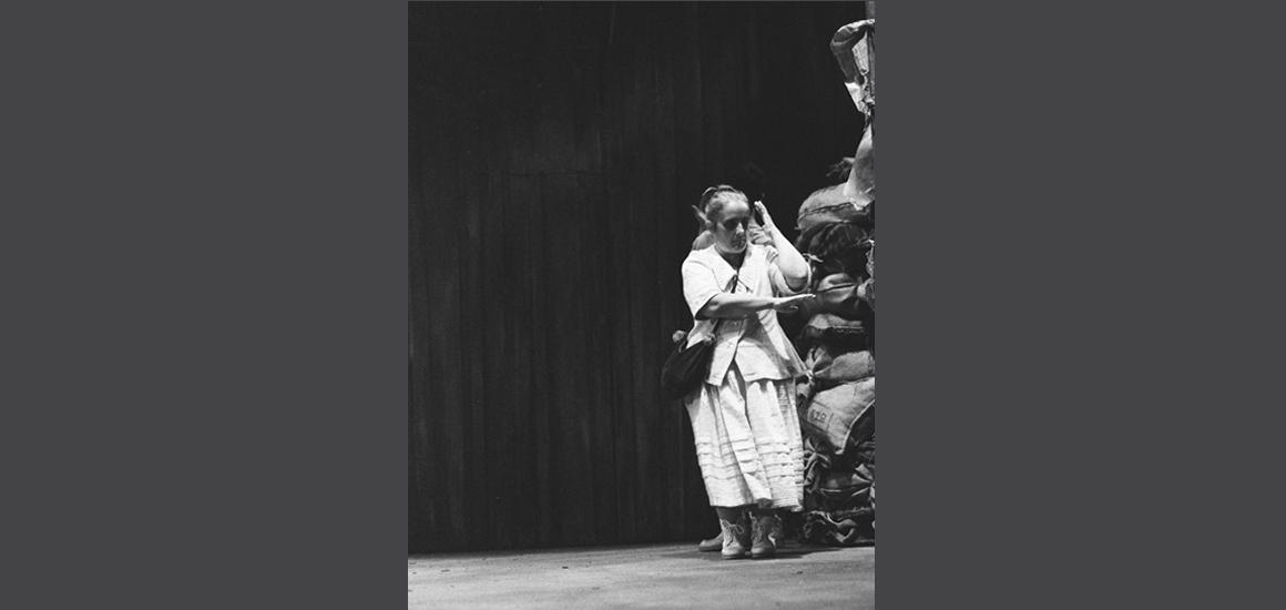 Partenza, Meister, Théâtre del'Esquisse, Genève