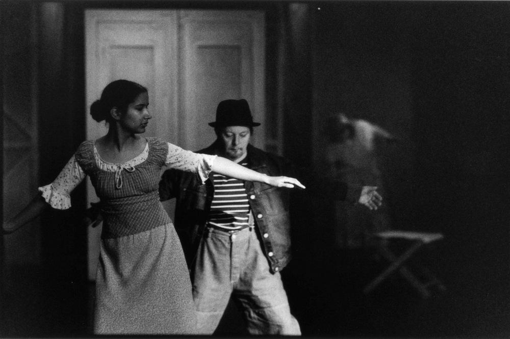 Pas de danse, Atelier Théâtre Insolite, Meister, Genève