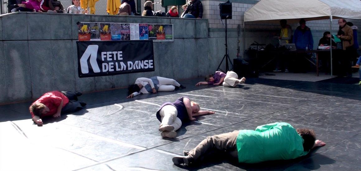Vent et mer, Théâtre de l'Esquisse, Fête de la Danse, Genève